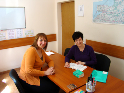 Learn Russian one-to-one in Russia